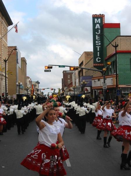 Charro Days Parade Elizabeth Street