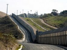 Border Wall California by Jay Johnson-Castro