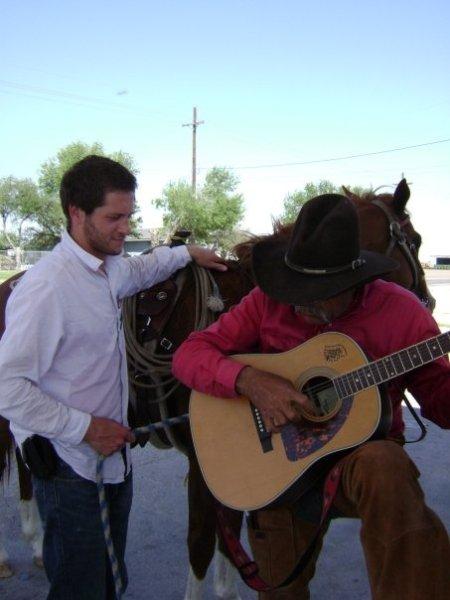 No Border Wall Walk- Day 7 with the Heedless Horseman from Smokin' Joe'sBBQ
