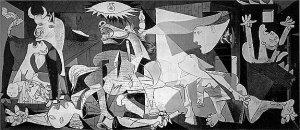 Picasso\'s Guernica